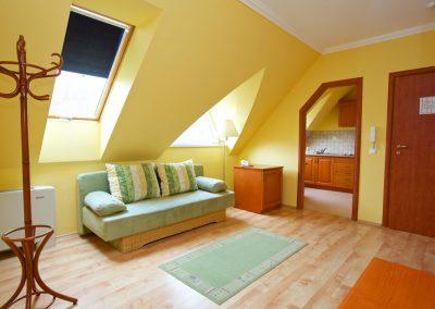 Hotel Járja apartman szoba