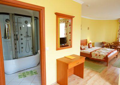 Hotel Járja szoba