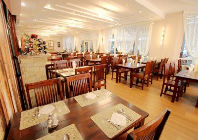 Hotel Járja étterem