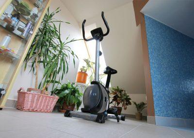 Hotel Járja cardio gép