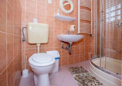 Járja Panzió fürdőszoba