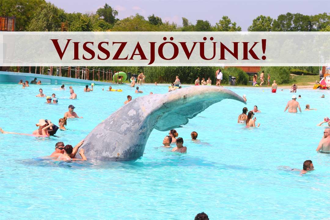 Visszajövünk! Csodás Magyarország!